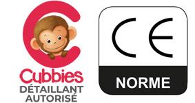 logo cubbies peluche